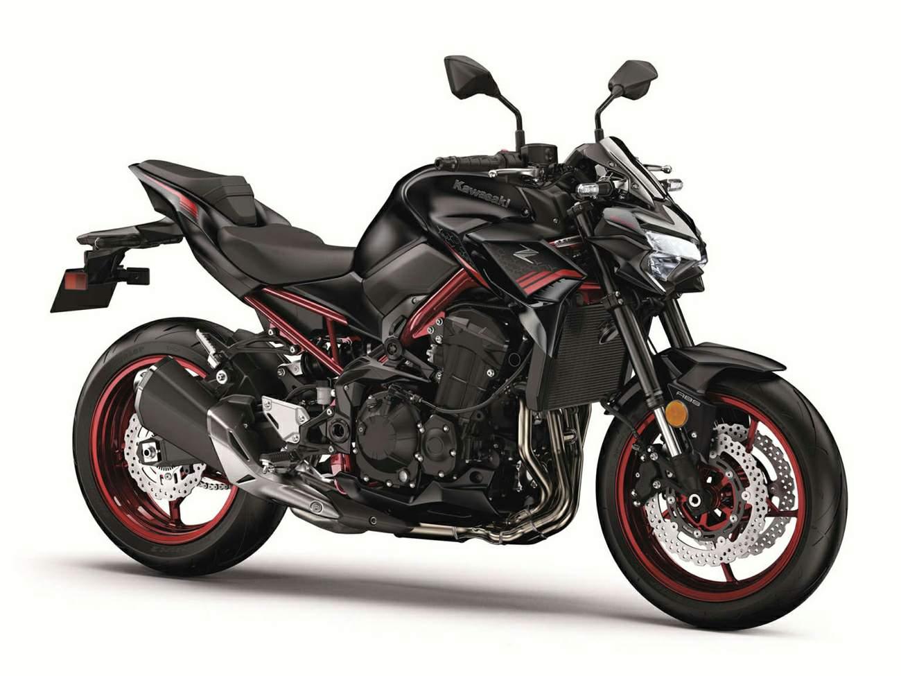 Kawasaki Z 900 technical specifications